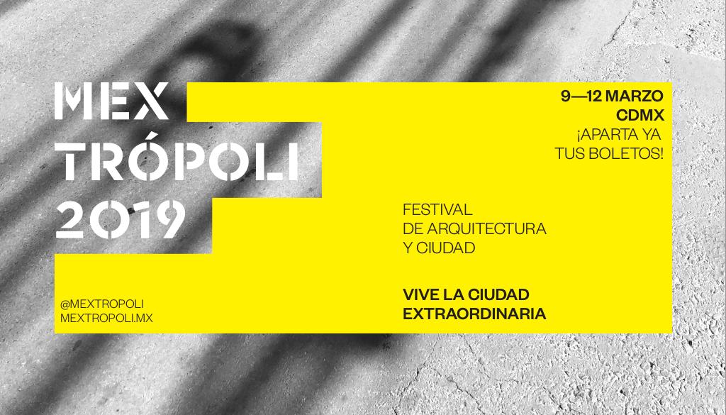 MEXTRÓPOLI 2019